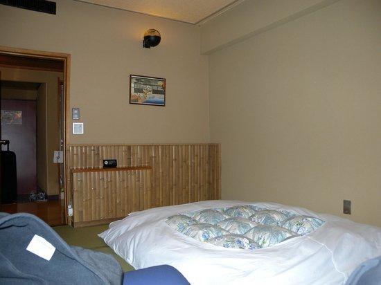 Hotel Edoya: Room