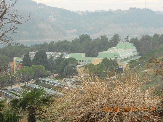 Svoboda Hotel: vista panoramica