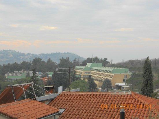 Svoboda Hotel: vista panoramica 1