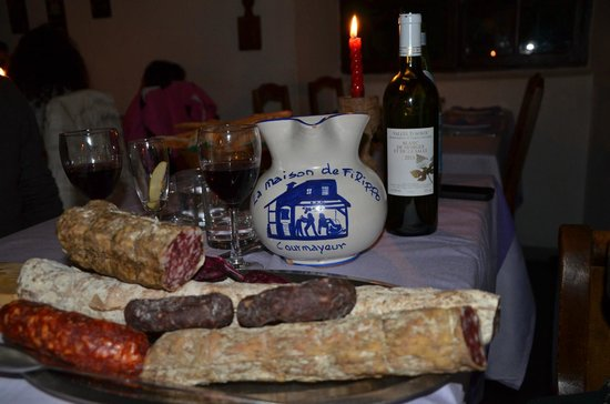 Entreves, Italia: La Maison de Filippo