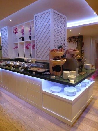 Park International Hotel: Frühstück