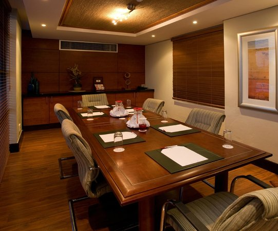 City Lodge Hotel Johannesburg Airport - Barbara Road: Boardroom