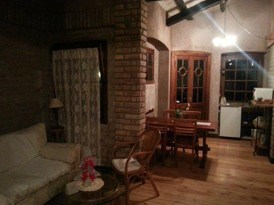 كازا جليبينياس: Inside the house I stayed