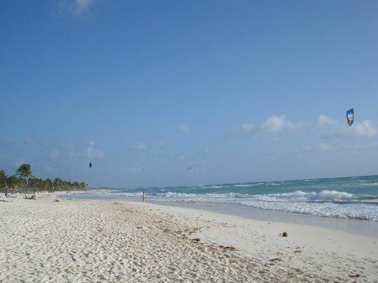 Nueva Vida de Ramiro: la plage