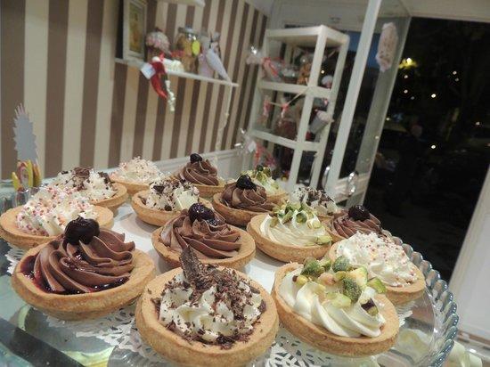 Sac a Poche: Cup Cake all'italiana....