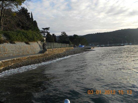 Svoboda Hotel: spiaggia