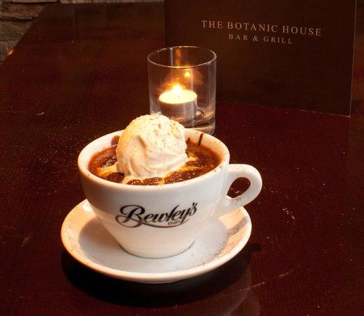 The Botanic House: Chocolate Fondant