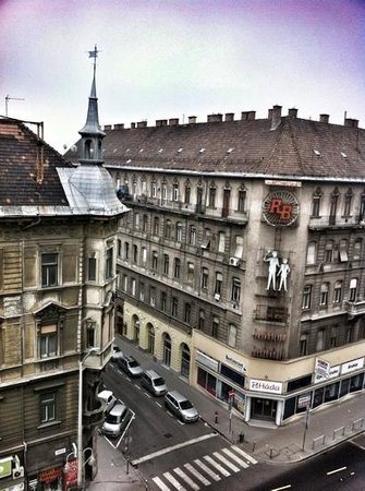 Hotel Hungaria City Center: Budapest