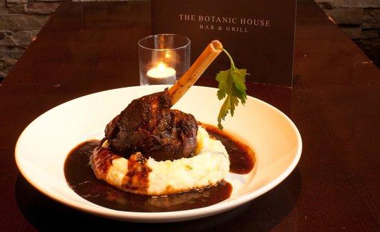 The Botanic House: Lamb Shank