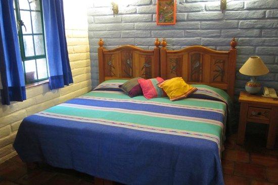 La Casa del Retono: Room