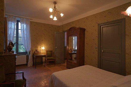 Hotel La Marbrerie: Chambre Cervelas