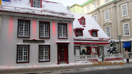 Old Quebec: More cool stores
