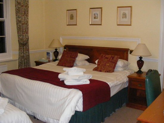 Tregenna Castle Resort: Room 7