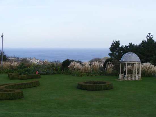 Tregenna Castle Resort: Hotel Grounds