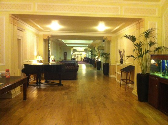 Tregenna Castle Resort: Lobby