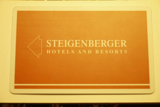 Steigenberger Wiltcher's: NEW NAME