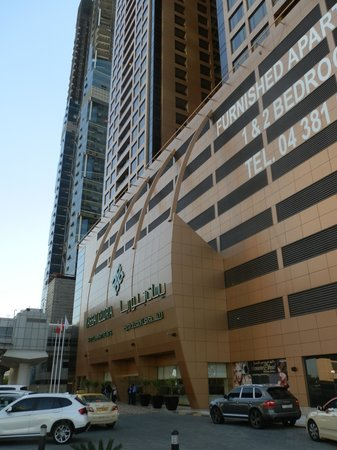Yassat Gloria Hotel & Apartments : L'hotel Yassat Gloria appartment