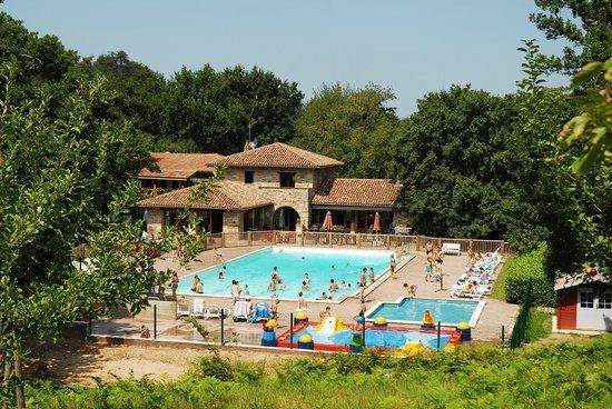 Camping sunelia col d 39 ibardin urrugne france for Hotels urrugne