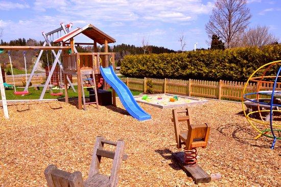 Landhaus Ohnesorg: Spielplatz
