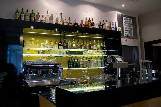 Old Town Hotel: Merci bar