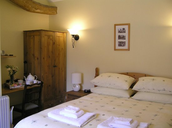 Old Thorn Barn: Double Room