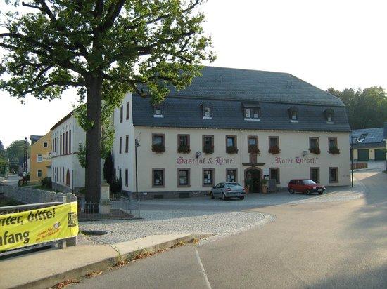 Gasthof & Hotel Roter Hirsch: Gasthof