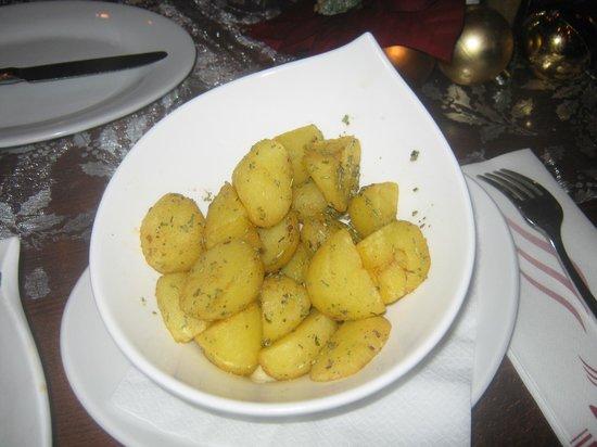 Nicoletta: patate per contorno