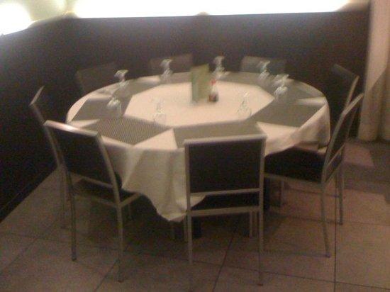 MONGOLIA GRILL : i tavoli