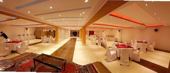 Hotel Ambassador inn Islamabad: hall