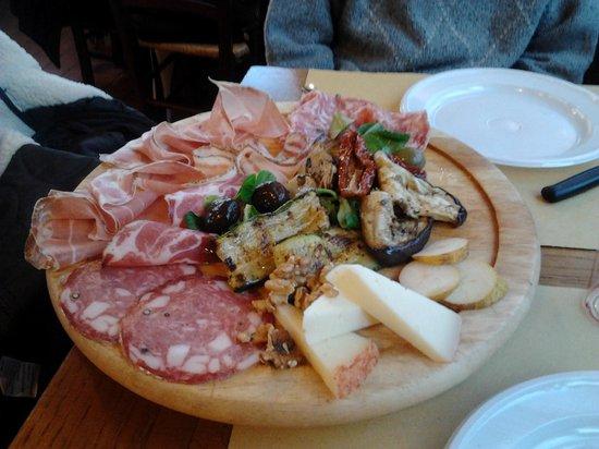 Botteghina di Morello: Tagliere completo