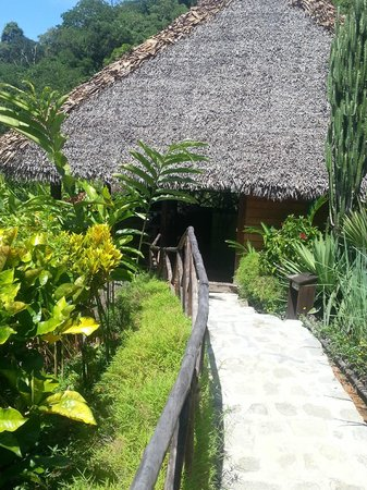 Tsara Komba Luxury Beach Forest Lodge: Tsara komba rooms