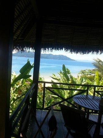 Tsara Komba Luxury Beach Forest Lodge: Tsara Komba view from room