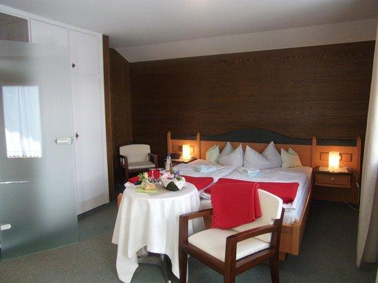 Hotel Jägerhof: Fotobeispiel : Doppelzimmer Komfort
