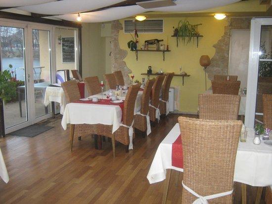Hotel Seestuben: ristorante e sala prima colazione