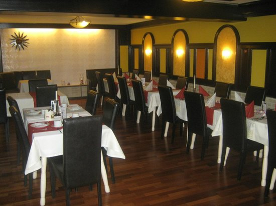 Hotel Seestuben: ristorante Caldarium