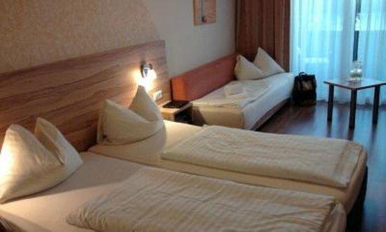 Hotel Seestuben: la ns camera