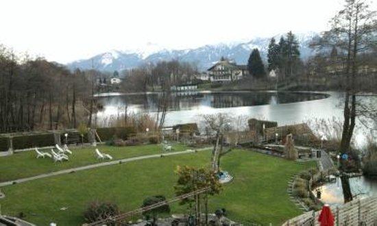 Hotel Seestuben: il lago