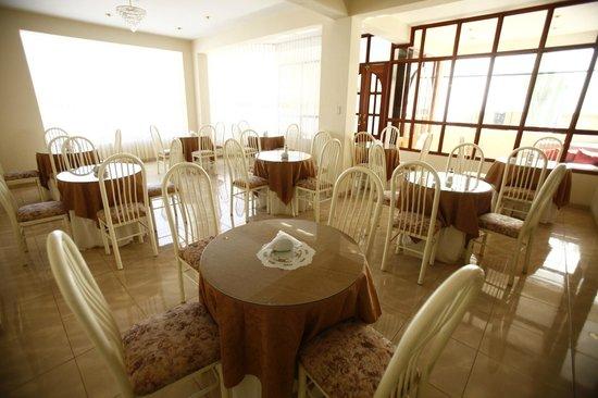 Comedor fotograf a de la mansion casa hotel andahuaylas for La mansion casa hotel apurimac