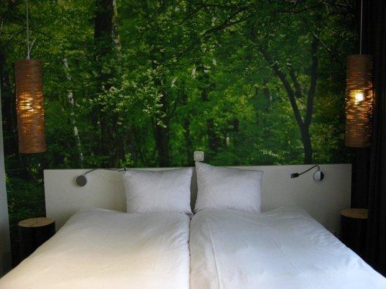 كونشاس هوتل ميوزيم سكوير: Bed