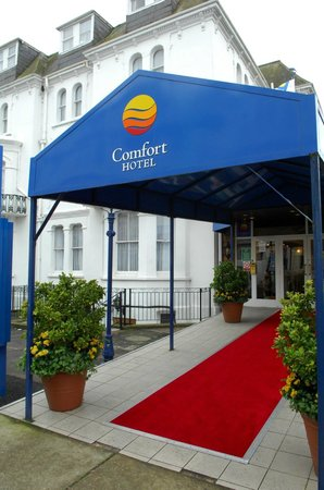 Comfort Hotel Great Yarmouth: A warm Welcome awaits