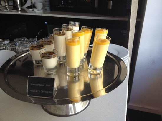 Internacional Design Hotel: Завтрак