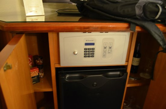 Hotel Opera Richepanse: Cofre Eletrônico para Laptop