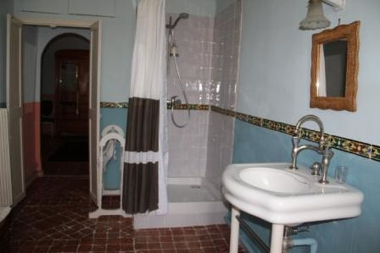 La Vagabonde : Salle de bain privative