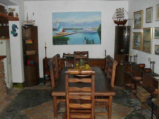 Lodge La Arcadia: Comedor Principal
