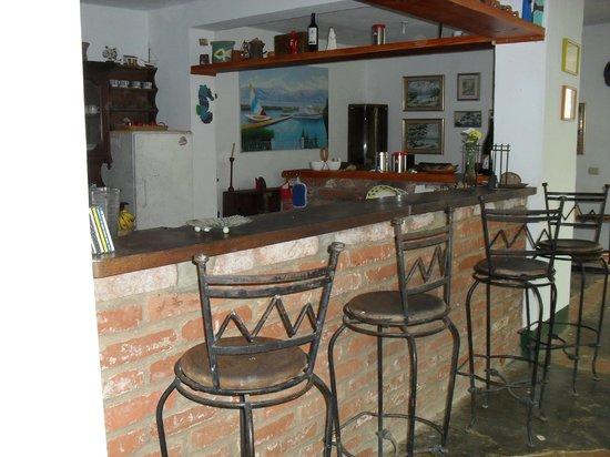 Posada La Arcadia: Cocina y Bar