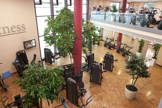 Spa & Familien Resort Rupertus Therme: FitnessCenter RupertusTherme