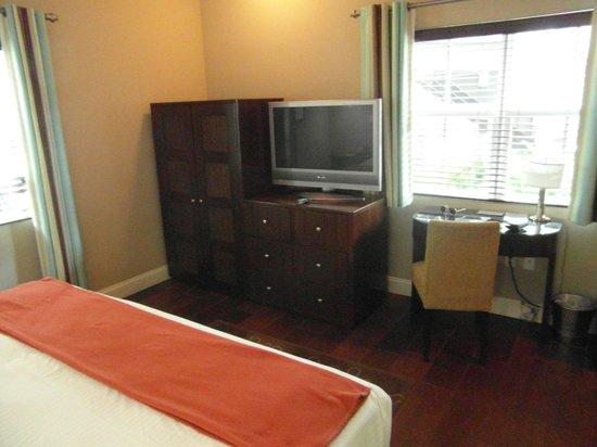 Truman Hotel: Nice furniture