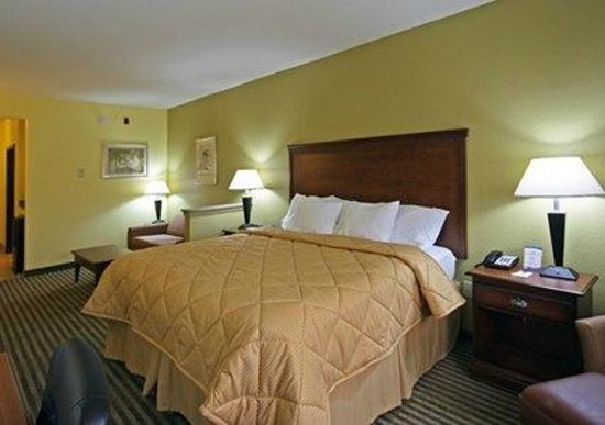 Red Lion Inn & Suites Byram Jackson South: Queen Suite