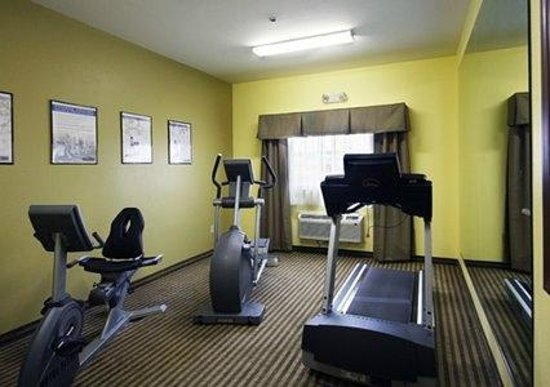 Comfort Inn & Suites Byram: Fitness Center