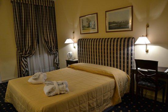Hotel Napoleon : La stanza
